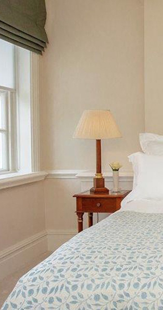 Jackie McWeeney - Ovington Court Bedroom