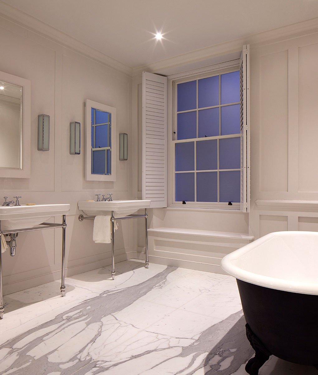 Jackie McWeeney - Brabant Court Bathroom
