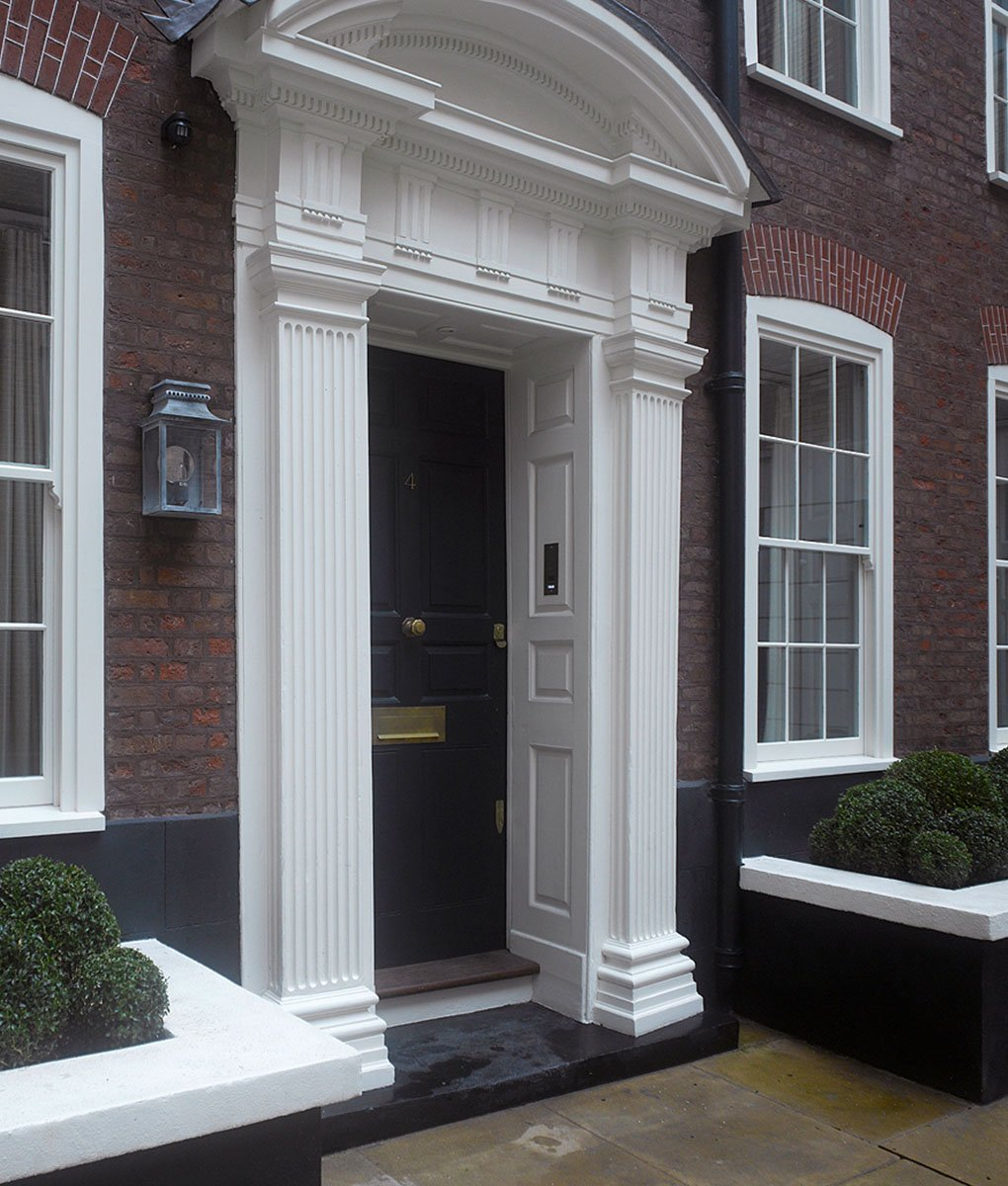 Jackie McWeeney - Brabant Court Door