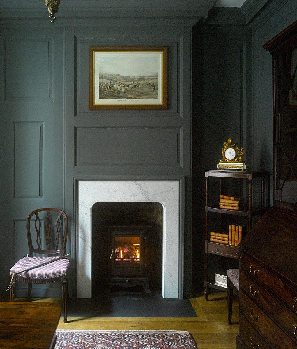 Jackie McWeeney - Brabant Court Fireplace