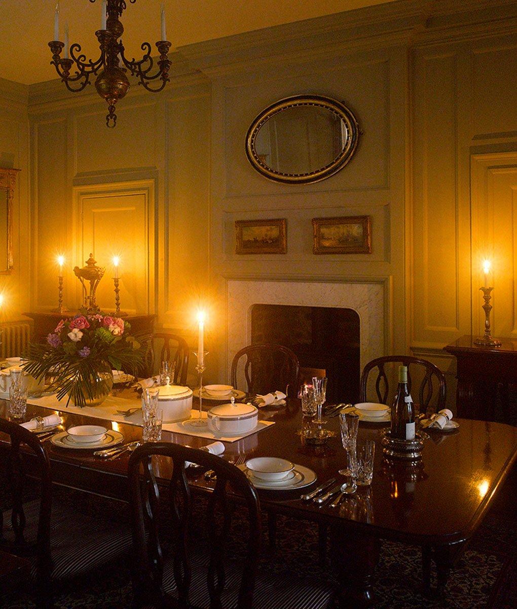 Jackie McWeeney - Brabant Court Dinning Room